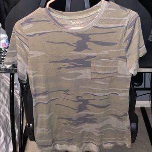 Scoop shirt